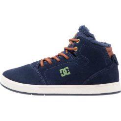 Tenisówki męskie: DC Shoes Tenisówki i Trampki wysokie dark navy