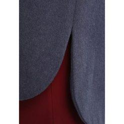 Płaszcze damskie pastelowe: Ilse Jacobsen SWAY  Płaszcz wełniany /Płaszcz klasyczny india ink