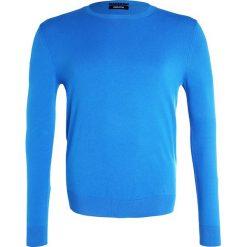 Swetry klasyczne męskie: Sisley Sweter royal