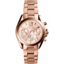 ZEGAREK MICHAEL KORS LADIES ROSE GOLD TONE MK5799. Czerwone zegarki damskie marki Michael Kors, ze stali. Za 1299,00 zł.