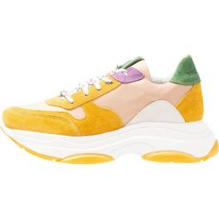 Trampki damskie slip on: Steve Madden ZELA Tenisówki i Trampki yellow/multicolor