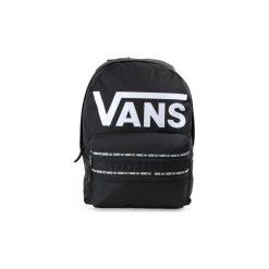 Plecaki Vans  MOCHILA  Mochila de a diario, Black White Logo (Negro) - VA3IMEY. Czarne plecaki męskie marki Vans. Za 243,33 zł.