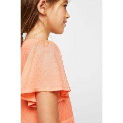 Odzież dziecięca: Mango Kids - Sukienka dziecięca Sugar 110-164 cm