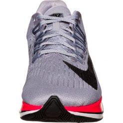 Nike Performance ZOOM FLY  Obuwie do biegania treningowe provence purple/black/light carbon. Czarne buty do biegania damskie marki Nike Performance, z materiału. W wyprzedaży za 377,40 zł.