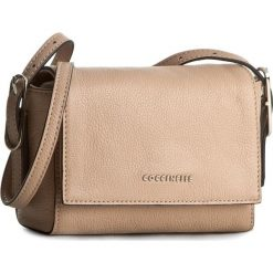 Torebka COCCINELLE - YV3 Minibag C5 YV3 15 C2 07 Degas 179. Brązowe listonoszki damskie marki Coccinelle, ze skóry. W wyprzedaży za 419,00 zł.