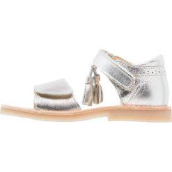 Sandały chłopięce: Young Soles FLO Sandały silver