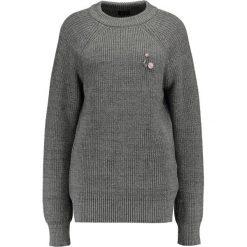 Swetry klasyczne damskie: Forvert INGER Sweter grey