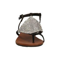 SANDAŁY JEZZI AM25-7. Brązowe sandały damskie Casu. Za 64,99 zł.