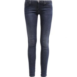 Dr.Denim KISSY Jeans Skinny Fit second hand light. Niebieskie rurki damskie Dr.Denim. Za 209,00 zł.
