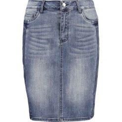 Spódniczki: Kaffe ELINA DENIM  Spódnica jeansowa blue smoke denim