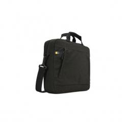 """CASE LOGIC Huxton Torba na laptop 14"""" czarna. Czarne torby na laptopa marki CASE LOGIC, w paski. Za 149,00 zł."""