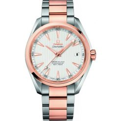 ZEGAREK OMEGA SEAMASTER 231.20.42.21.02.001. Szare zegarki męskie marki OMEGA, ze stali. Za 41200,00 zł.