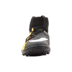 Buty do piłki nożnej Nike  Mens Hypervenomx Phelon 3 DF TF 917769 801. Czarne halówki męskie Nike, do piłki nożnej. Za 261,10 zł.