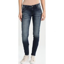 Mavi SERENA Jeans Skinny Fit blue denim. Niebieskie rurki damskie Mavi. W wyprzedaży za 247,20 zł.