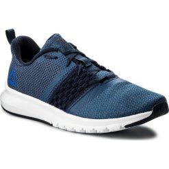 Buty Reebok - Print Lite Rush CM8788 Blue/Navy/White. Niebieskie buty do biegania męskie Reebok, z materiału, reebok print. W wyprzedaży za 209,00 zł.