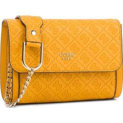 Torebka GUESS - HWSG69 93780 TOP. Żółte torebki klasyczne damskie Guess, ze skóry ekologicznej. Za 449,00 zł.