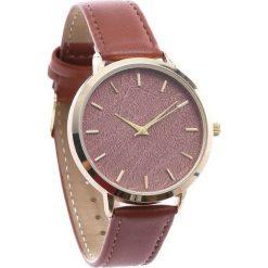 Brązowy Zegarek Limits. Brązowe zegarki damskie Born2be. Za 24,99 zł.
