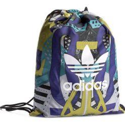 Plecaki męskie: Plecak adidas – Gymsack Bts BK7194 Black/White
