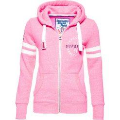 Superdry Bluza rozpinana winning pink snowy. Czerwone bluzy damskie marki Superdry, l, z bawełny. W wyprzedaży za 350,10 zł.