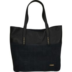 Torba - 171126 M-C BL. Żółte torebki klasyczne damskie Venezia, ze skóry. Za 299,00 zł.