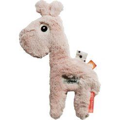 Przytulanka z wypełnieniem z groszku Done by deer żyrafa mała. Szare przytulanki i maskotki Done by Deer. Za 65,00 zł.