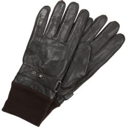 JOOP! Rękawiczki pięciopalcowe brown. Brązowe rękawiczki męskie JOOP!, z materiału. Za 349,00 zł.