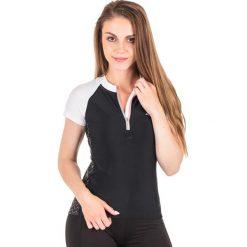 4f Koszulka rowerowa H4L18-RKD002 czarna r. S. Białe odzież rowerowa męska marki Adidas, l, z jersey, do piłki nożnej. Za 98,51 zł.