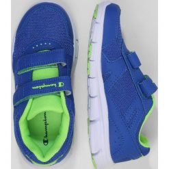 Buty sportowe damskie: Champion LOW CUT SHOE COMBO Obuwie do biegania treningowe real blue/lime