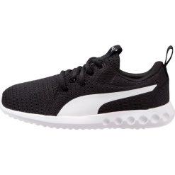 Puma CARSON 2 Obuwie do biegania treningowe black/white. Czarne buty do biegania damskie Puma, z materiału. Za 149,00 zł.