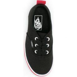Vans - Tenisówki dziecięce. Szare buty sportowe chłopięce Vans, z materiału, na sznurówki. W wyprzedaży za 129,90 zł.