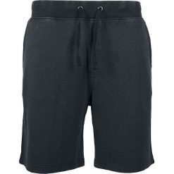 Urban Classics Acid Wash Shorts Krótkie spodenki czarny. Niebieskie spodenki i szorty męskie marki Urban Classics, l, z okrągłym kołnierzem. Za 62,90 zł.