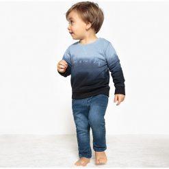 Bluzy niemowlęce: Bluza z okrągłym dekoltem i wiązaniem 1-36 mies.