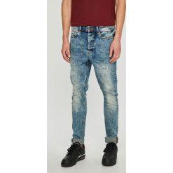 Only & Sons - Jeansy. Szare jeansy męskie regular Only & Sons. Za 169,90 zł.