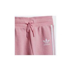 Odzież dziewczęca: Zestawy dresowe adidas  Zestaw z bluzą z kapturem Trefoil