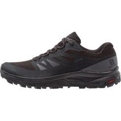 Salomon OUTLINE GTX Obuwie hikingowe phantom/black/magnet. Białe buty sportowe damskie marki Nike Performance, z materiału, na golfa. Za 569,00 zł.