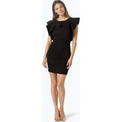 Guess Jeans - Sukienka damska, czarny. Niebieskie sukienki balowe marki Molly.pl, na co dzień, l, z tkaniny, z krótkim rękawem, midi, bodycon. Za 399,95 zł.