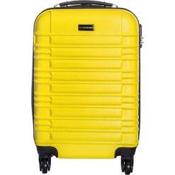 Walizki: Walizka w kolorze żółtym – (S)49 x (W)76 x (G)29 cm