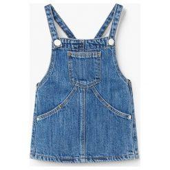 Odzież dziecięca: Mango Kids – Sukienka dziecięca Elva 86-104 cm