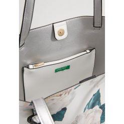 Benetton Torba na zakupy off white. Białe shopper bag damskie marki Benetton. Za 159,00 zł.