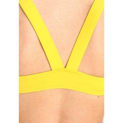 Stroje dwuczęściowe damskie: Solid & Striped EVELYN Góra od bikini mustard