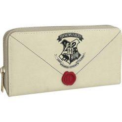 Harry Potter Letter From Hogwarts Portfel biały. Białe portfele damskie Harry Potter. Za 79,90 zł.