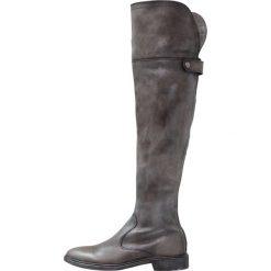 Felmini BROOKLYN Muszkieterki drill/zenia gris/asfalto. Szare buty zimowe damskie Felmini, z materiału. W wyprzedaży za 395,60 zł.