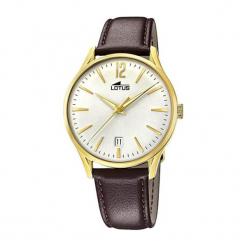 """Zegarek """"18403/1"""" w kolorze brązowo-złotym. Brązowe, analogowe zegarki męskie NIXON & ESPRIT, ze stali. W wyprzedaży za 359,95 zł."""