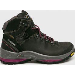 Grisport - Buty. Czarne buty trekkingowe damskie Grisport, na zimę. Za 449,90 zł.