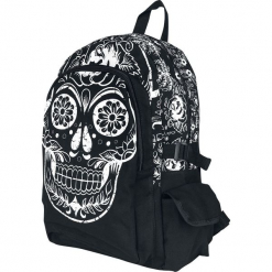 Banned Alternative Collins Backpack Plecak czarny. Czarne plecaki damskie Banned Alternative. Za 121,90 zł.