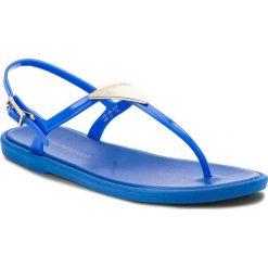 Chodaki damskie: Japonki EMPORIO ARMANI - X3Q056 XD133 00005 Blue