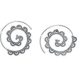 Kolczyki damskie: Ornaments Kolczyki srebrny