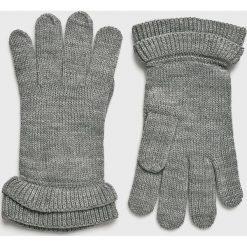 Pieces - Rękawiczki. Brązowe rękawiczki damskie marki Roeckl. W wyprzedaży za 39,90 zł.