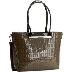 Torebka MONNARI - BAGA220-015 Taupe. Brązowe torebki klasyczne damskie Monnari, ze skóry ekologicznej. W wyprzedaży za 159,00 zł.