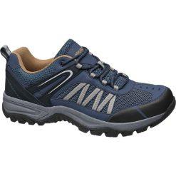 Buty trekkingowe męskie: trekkingowe buty męskie Highland Creek granatowe